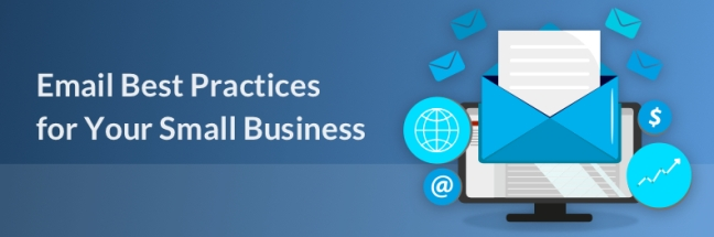 Email best practices for small business