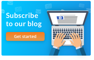 Subscribe to our blog - Get started