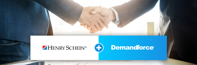 Henry Schein One Demandforce joint venture