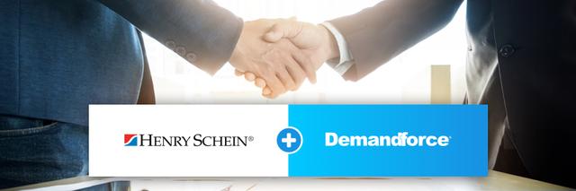 Henry Schein One Demandforce joint venture