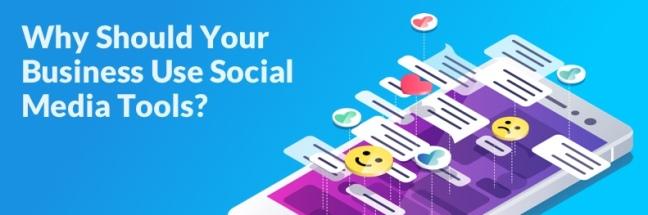 The benefits of social media tools